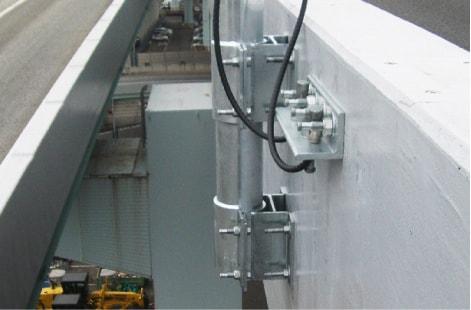 落下防止機能付き 六角ボルト FPMボルト 施工例