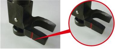 アンカー引張強度試験機 アンカープロチェッカー(APC) 交換ヘッド
