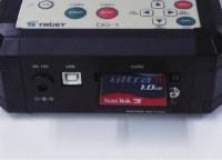 アンカー引張試験4ch同時表示器 DG-1 CSVデータ保存