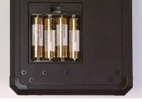 アンカー引張試験4ch同時表示器 DG-1 単三乾電池4本駆動