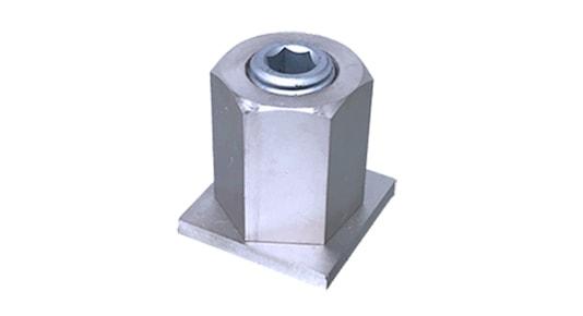 ボルトの突出量を補う 緩み止めナット ロングネジナット