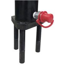 アンカー引張強度試験機 プロテスターTI シリンダーと反力台を一体化分離も可能!お持ちのポンプに合わせてカスタマイズも可能!(標準仕様は理研機器製[P-16B])