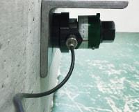 アンカー引張強度試験機 プロテスターTR 天井向けや壁面での測定可能!