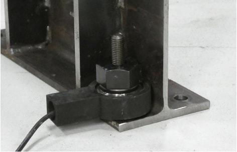 アンカー引張強度試験機 プロテスターTR 高さクリア