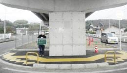 橋梁耐震補強工事 RC巻き立て工