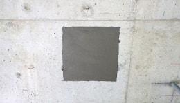 コンクリート補修工事 断面修復工