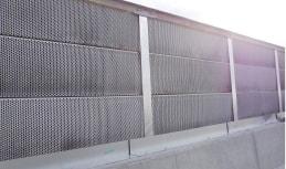 交通安全施設 工事 遮音壁設置工