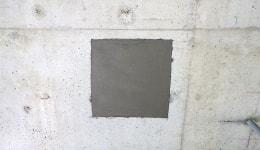 コンクリート補修工事 施工実績 断面修復工