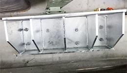 橋梁耐震補強工事 施工実績 落橋防止工