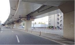 交通安全施設工事 施工実績 防護柵設置工