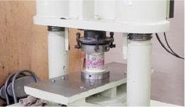 点検・診断 施工実績 コンクリートコア供試体圧縮強度試験