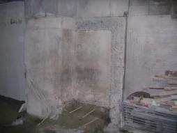 各種コンクリート切断工事 列車風対策整備工事 解体完了