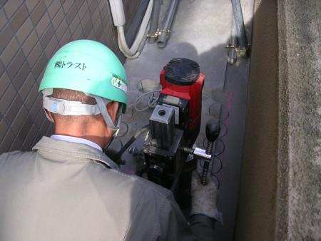 各種コンクリート切断工事 保育所増設工事