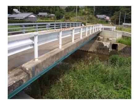 各種コンクリート切断工事 橋梁改良工事