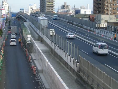 各種コンクリート切断工事 国道 交差点改良工事
