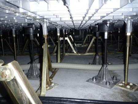 施あと施工アンカー工事 各種点検・診断 耐震補強工事(建築耐震) 機器耐震補強工事