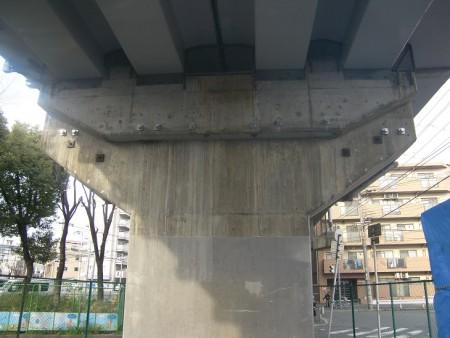 コンクリート補修工事各種コンクリート切断工事各種点検・診断 保線所管内土木構造物修繕工事