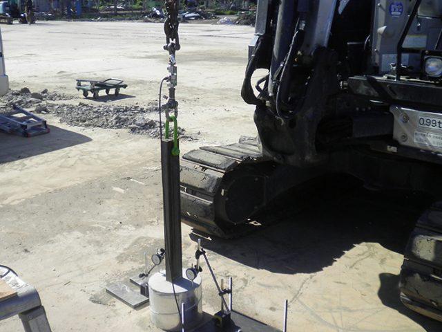 各種点検・診断 小松島太陽光発電所増設工事