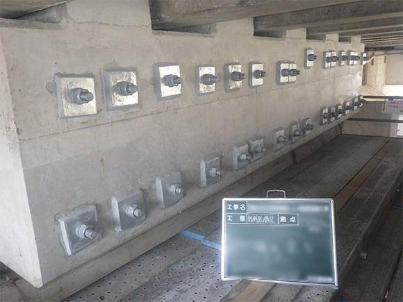耐震補強工事(土木インフラ) 国道2号玉手西高架橋(上)他耐震補強工事